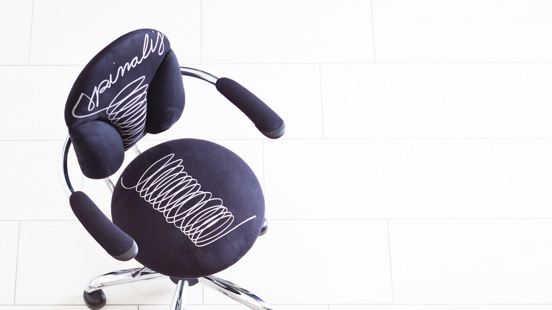 ergonomski stoli spinalis preizkus