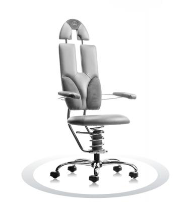 direktorski pisarniški stoli z naslonom za glavo