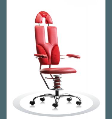 kromirani direktorski pisarniški stoli