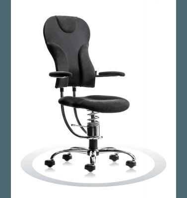 ergonomski pisarniški stoli kromirani