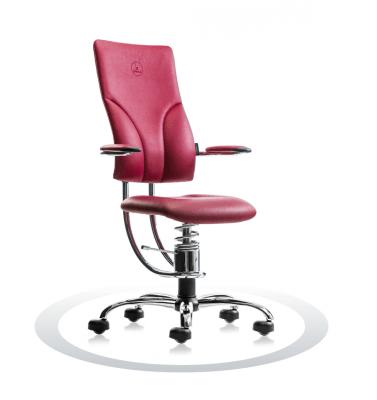 kromiran bordo ortopedski stol