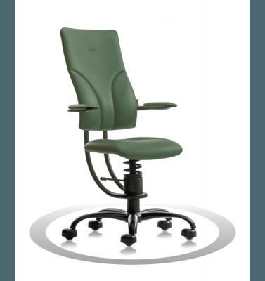 zelen ortopedski stol spinalis