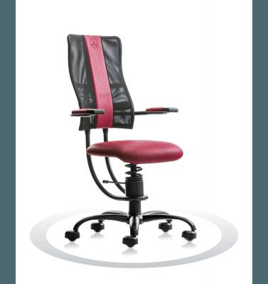 rdeč računalniški stol
