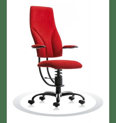 rdeči pisarniški stoli