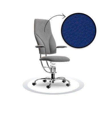 modri pisarniški stoli