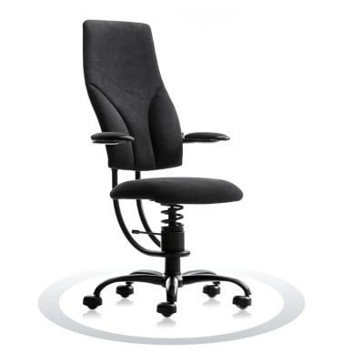 pisarniški stol v mikrofibri