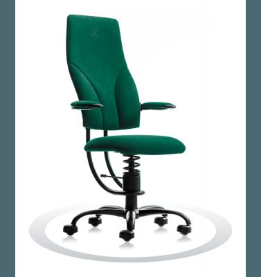 pisarniški stol za višje osebe
