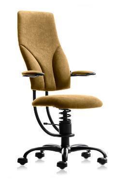 pisarniški stoli za višje osebe